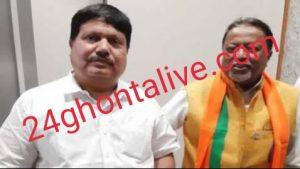 तृणमुल कर रही भाजपा का काम, पैकेट और मिठाई से चुने जा रहे सभापति का नाम 2