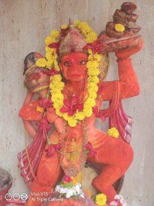 काशीपुर थाना ईलाके में मंदीर में चोरी 2
